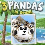 3 Pandas in Brazil - Friv 4 school