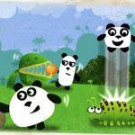3 Pandas - Friv 2018