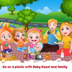 Baby Hazel Newborn Baby 2 – Play games with Baby Hazel and Matt!