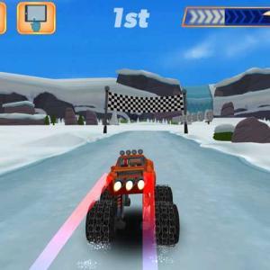 Blaze Monster Truck - Welcome to the genius!