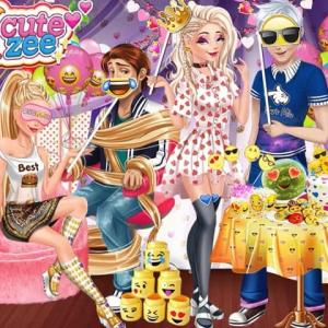 Couples Emojis Party - A great party of Emojis