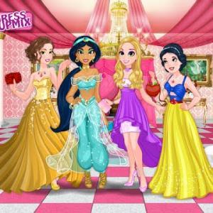 Disney Princesses Graduation Party – A memorable graduation