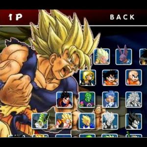Dragon Ball Fierce Fighting V2.6 - Battle of the monsters