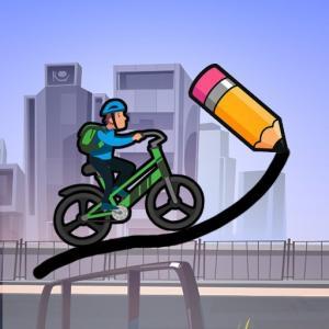 Draw The Bike Bridge