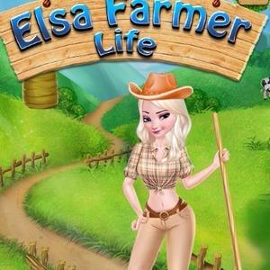 Elsa Farmer Life - A great day at the farm