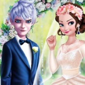 Elsa Wedding Anniversary - A special wedding in the kingdom