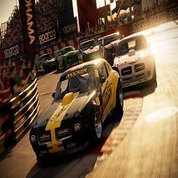 Grid Race
