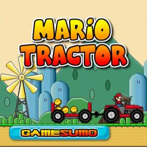 Mario Tractor - Mario and the challenging journey