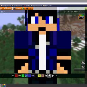 MINECRAFT SKINS EDITOR - Play MINECRAFT SKINS EDITOR game ...