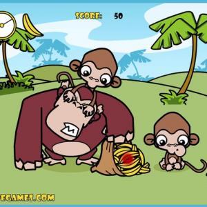 Monkey N Bananas 2 - Friv 4