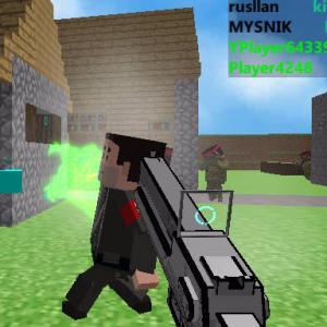 пиксель ган апокалипсис