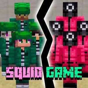 Squid Game Craft Maps for Minecraft PE - MCPE