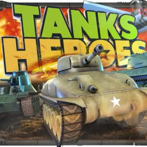 Tank Heroes - Control your tank and shoot down enemies