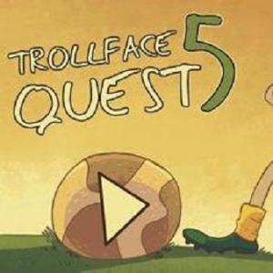 TrollFace Quest 5 - Friv 4 school 2018