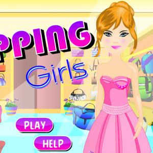 Winter Shopping - Friv games