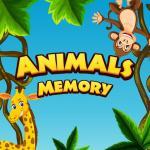 Animals Memory HTML5