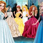 Anna And Elsa Arendelle Ball – Join an elegant royal ball!