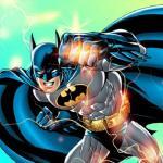 Batman Rescue Puzzle Game