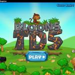 Bloons Tower Defense 5 - Friv 2018