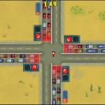 Cars Traffic Control - A noble work on the street