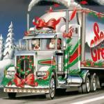 Christmas Trucks Memory – Who has the best memory?
