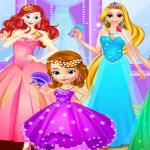 Disney Princess Dress Store - Shopping at Elsa's boutique