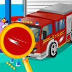 Emergency Vehicle At Carwash – Refresh all the vehicles!