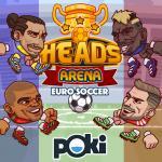 Heads Arena: Euro Soccer - Friv 2018