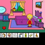 Homer Simpson Saw Game - Rescue Homer Simpson's family