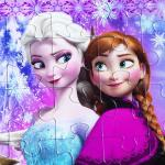 Kids Frozen Puzzle – Can you fit all the pieces together?