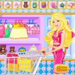 Mommy Barbie Go Shopping - Buy the best for your baby