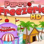 Papa's Freezeria - Friv 2018