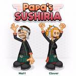 Papa's Sushiria - Friv 2018