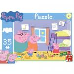 Peppa Pig Jigsaw - A puzzle game with cute pigs