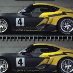 Porsche 25 Differences