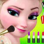 Princess Anna Eye Makeup - Queen of makeup