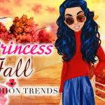 Princesses Fall Fashion - A great fall to become beautiful
