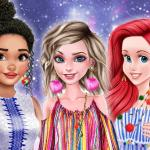 Princesses Pom Poms Fashion – The beautiful princesses