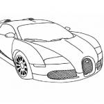 Racing Cars Coloring Artist