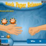Rock Paper Scissors - who is the winner?