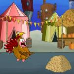 Spongebob Quirky Turkey - An interesting turkey adventure