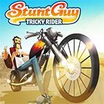 Stunt Guy Tricky Rider - Friv