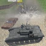 Tank Shooting Simulator