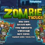 Zombie Tactics - Friv 2018
